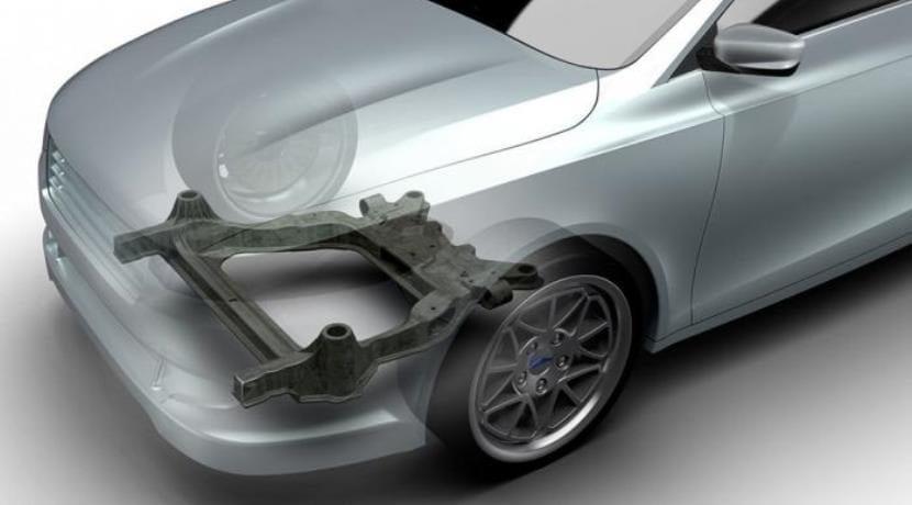 Ford - Magna Steyr Subframe
