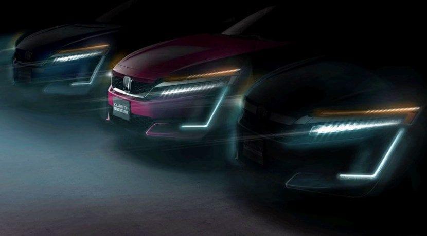 Honda Clarity Híbrido y Eléctrico