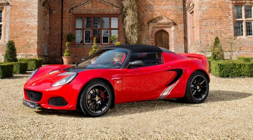 8401d7d5c1e2 Lotus Elise Sprint