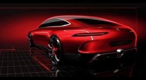 Mercedes-Benz-AMG GT Salón de Ginebra