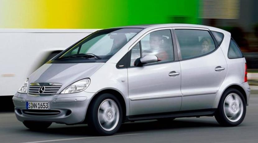 Mercedes-Benz Clase A 1ª Generación