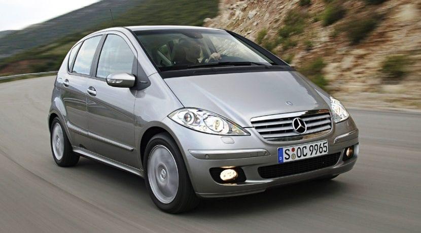 Mercedes-Benz Clase A 2ª Generación