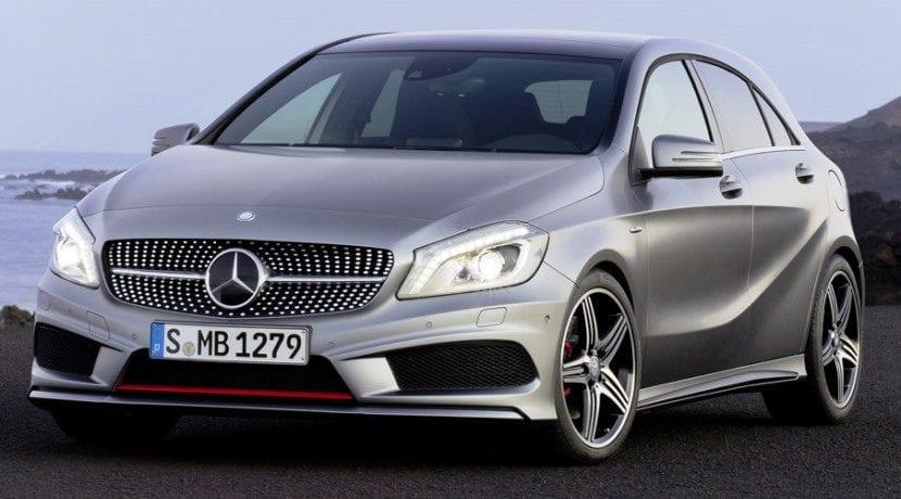 Mercedes-Benz Clase A 3ª Generación
