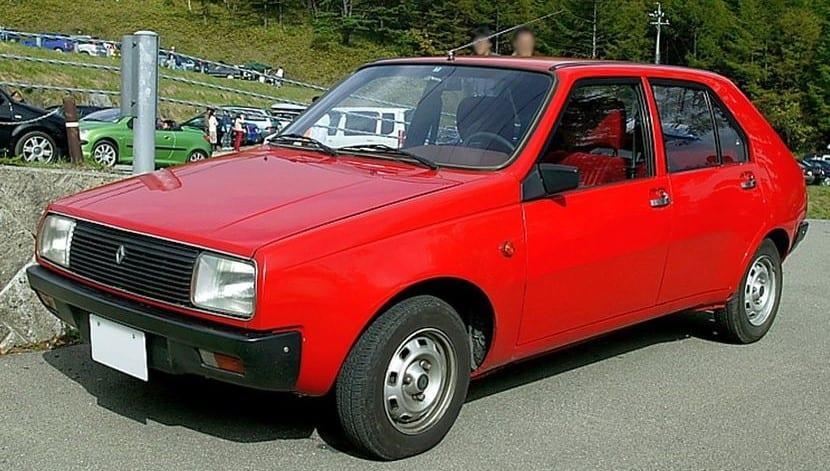 Renault 14 de primera generación