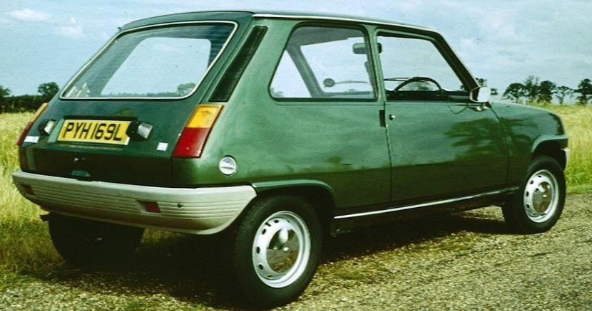 Renault 5 TL de primera generación