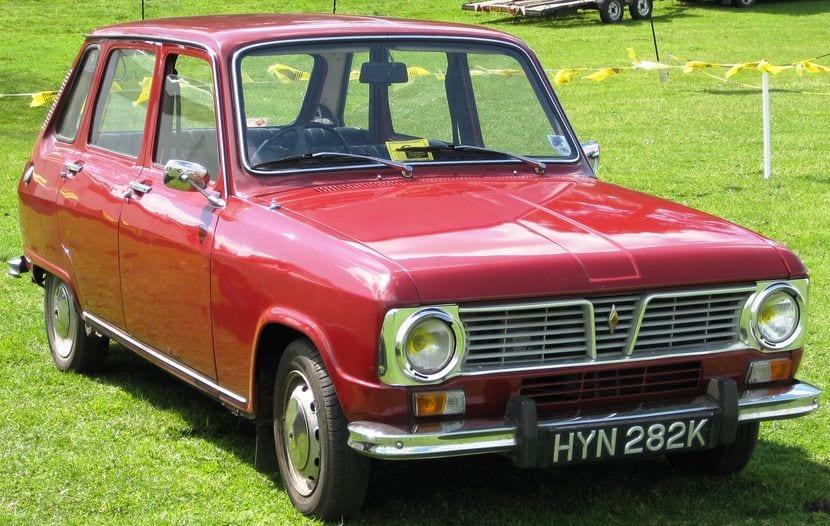 Renault 6 de primera generación