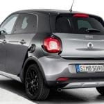 Smart Forfour Crosstown Edition 3