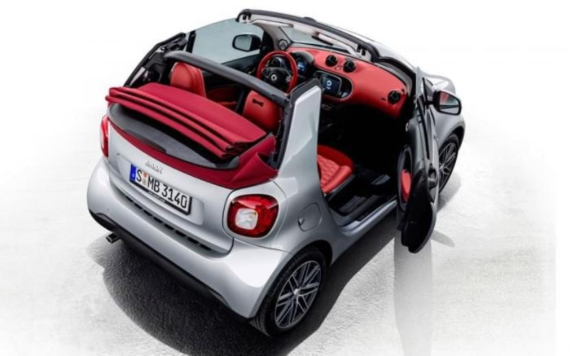 Smart Fortwo Cabrio Brabus Edition 3