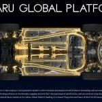 Subaru Plataforma Modular