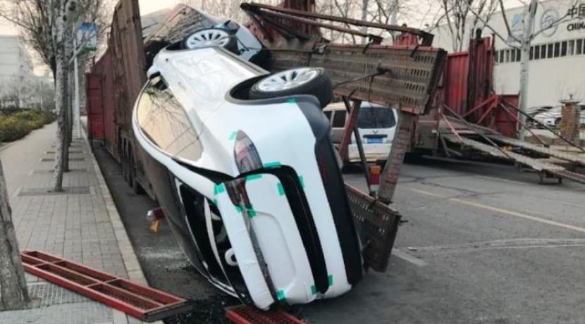 Tesla Model X Truck
