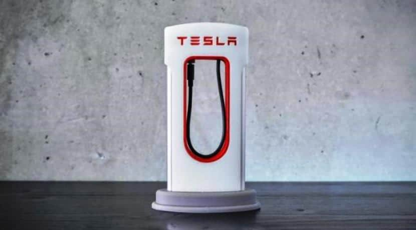 Tesla Súper Cargador