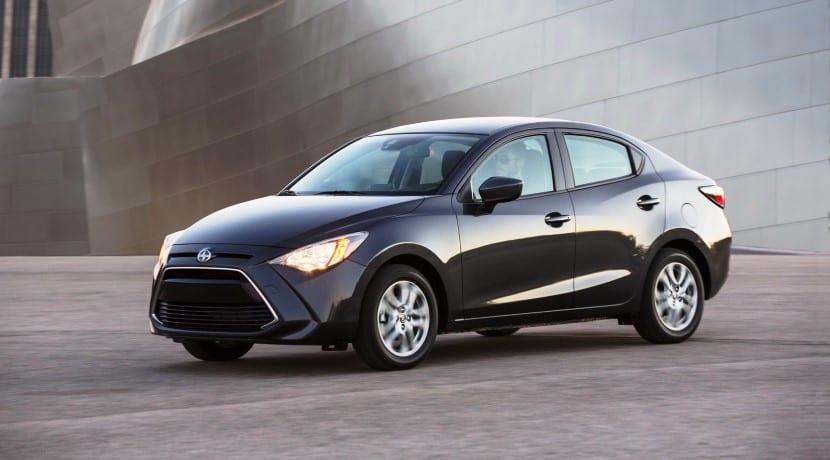Toyota Yaris IA Consumer Reports