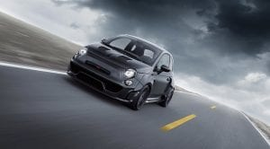 Abarth 500 preparado por Pogea Racing