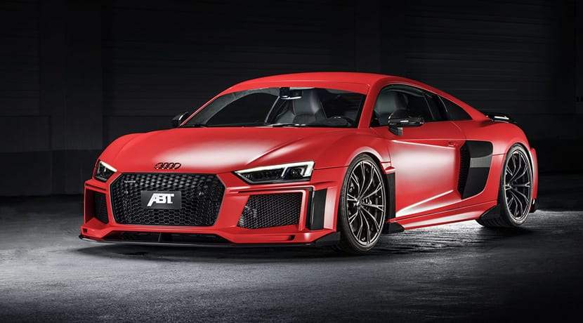 Audi R8 V10 Plus preparado por ABT