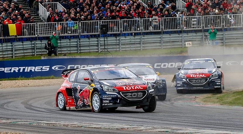 Rally Cross Barcelona 2017