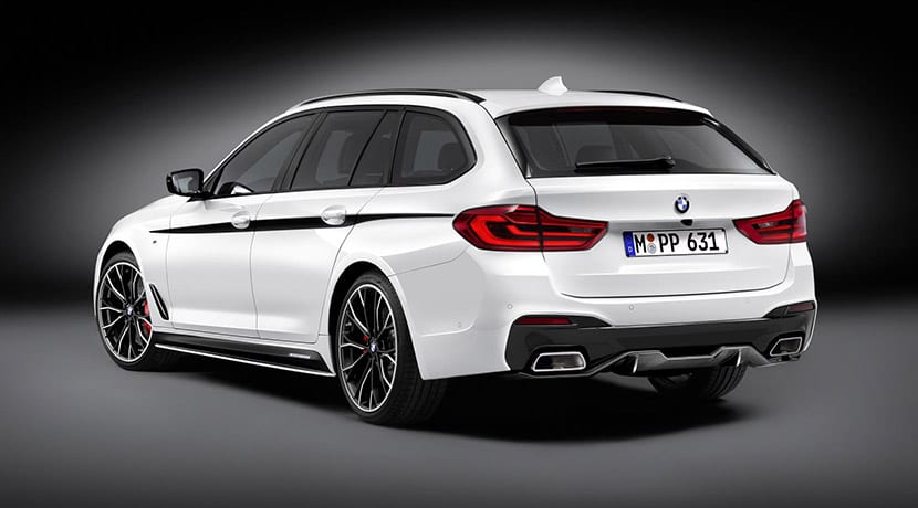 BMW Serie 5 Touring M Performance