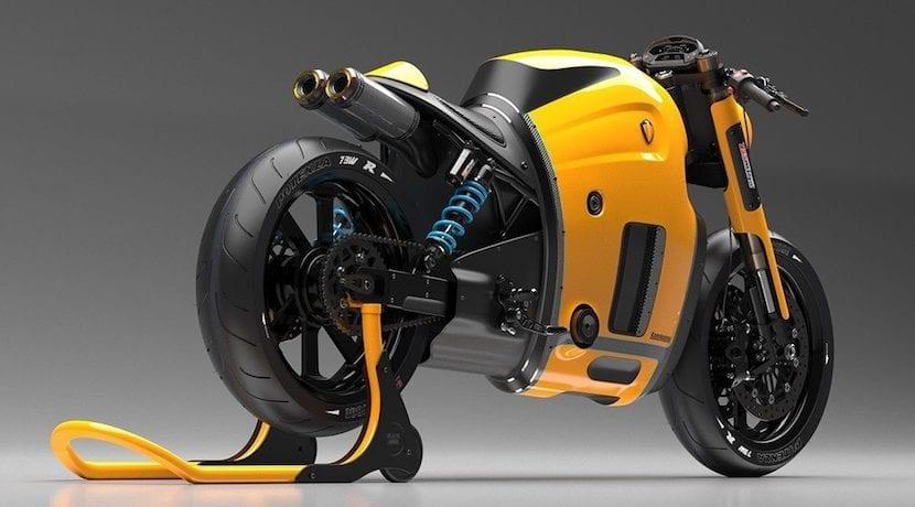 Koenigsegg Concept Bike