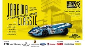Cartel Jarama Classic 2017