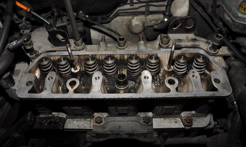 Las fricciones de un motor afecta a la carga que tiene en cada momento