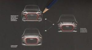 Futuro diseño de Audi A8, A7 Sportback y A6