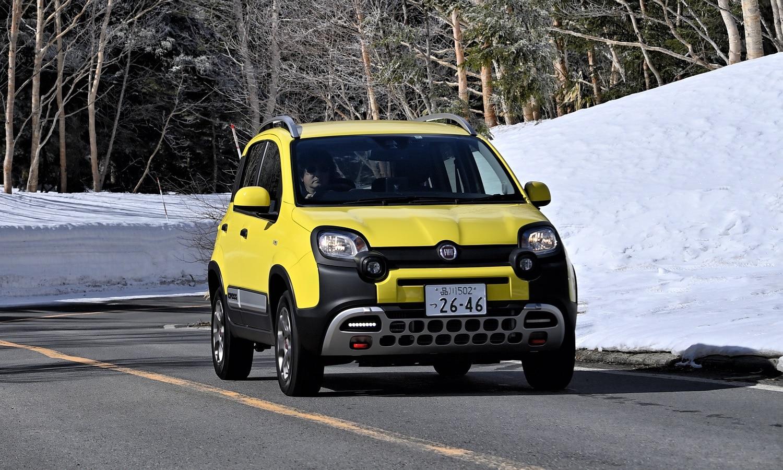 Fiat Panda Cross con función ECO