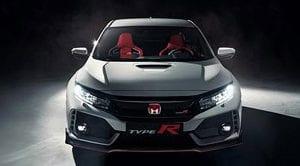 Honda Civic Type R filtrado