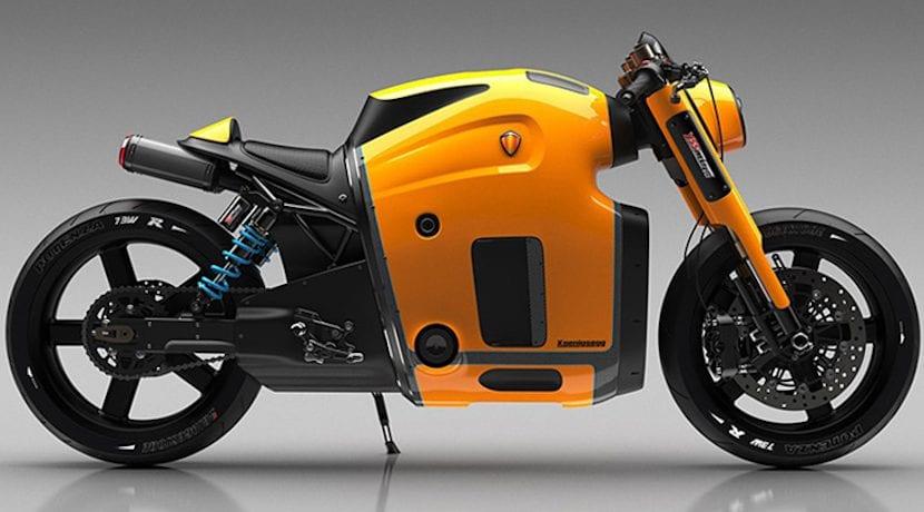 Koenigsegg-Concept Bike