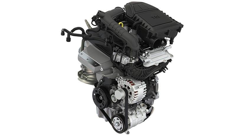 Motor 1.0 TSI para el Skoda Fabia