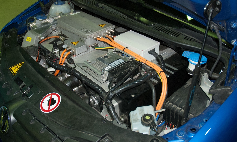 A los motores eléctricos le influye menos la conducción deportiva
