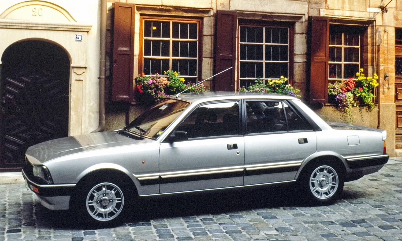 Peugeot 505: un ejemplo de diésel robusto de los años 80