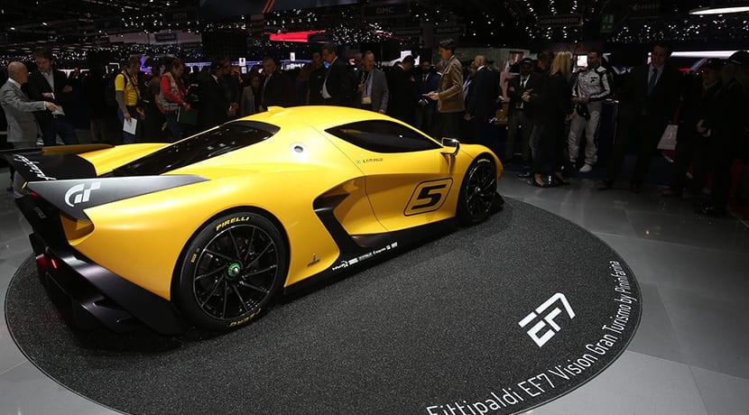 Pininfarina EP7 Fittipaldi