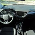 Presentación estática Opel Crossland X