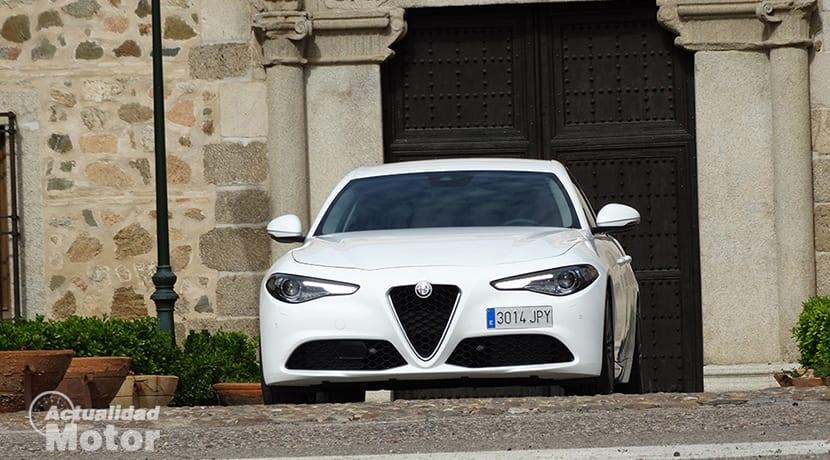 Alfa Romeo Giulia 2.2 diésel 180 CV