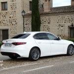 Prueba Alfa Romeo Giulia