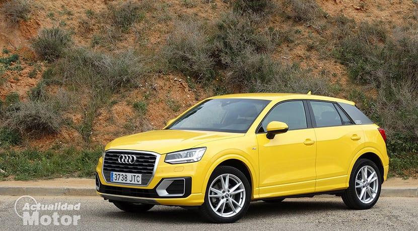 Audi Q2 1.6 TDI 116 CV