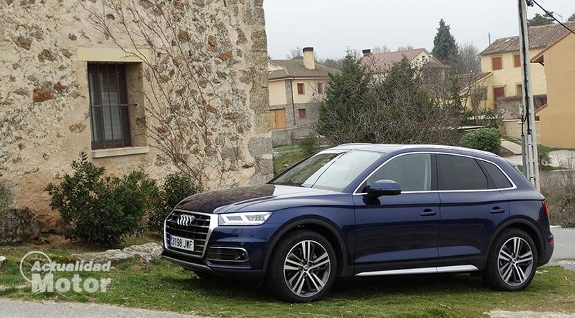 Prueba Audi Q5