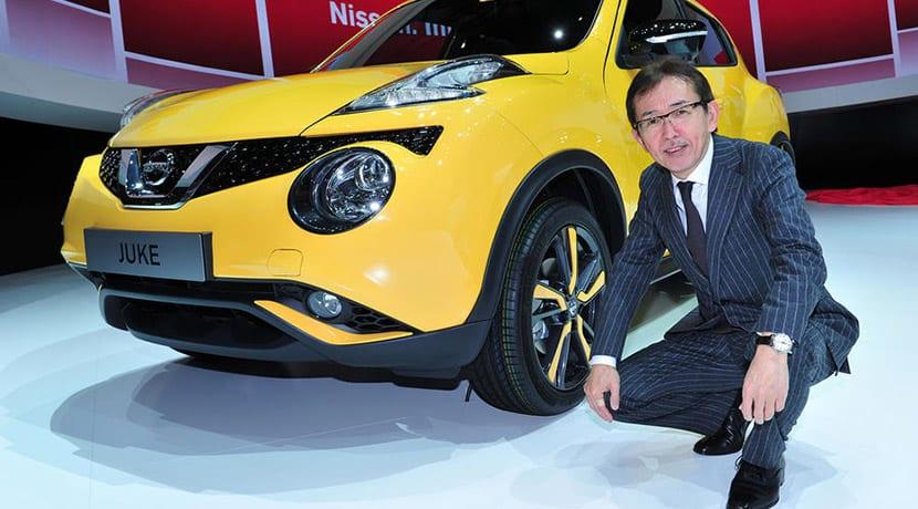 Shiro Nakamura antiguo diseñador de Nissan
