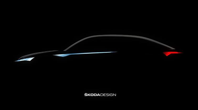 Skoda Design teaser