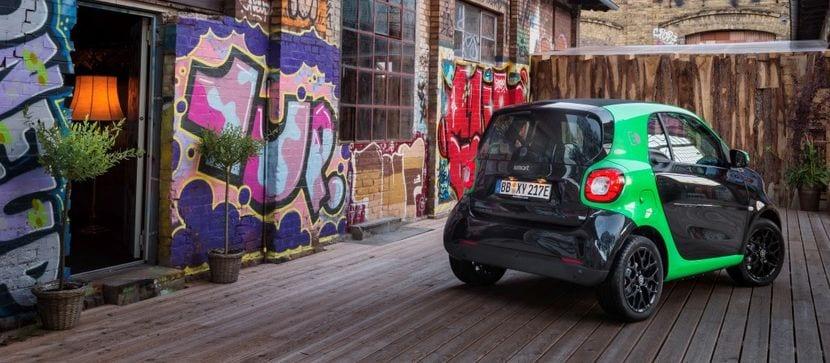 El Smart Fortwo es el coche eléctrico más barato