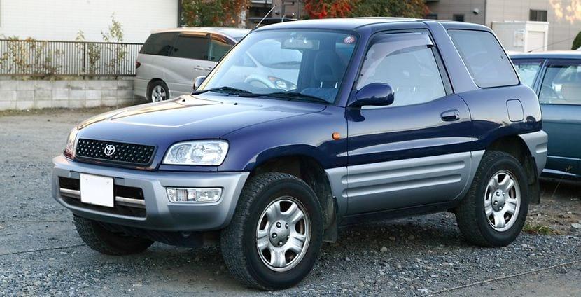 Toyota Rav4 XA10 de primera generación