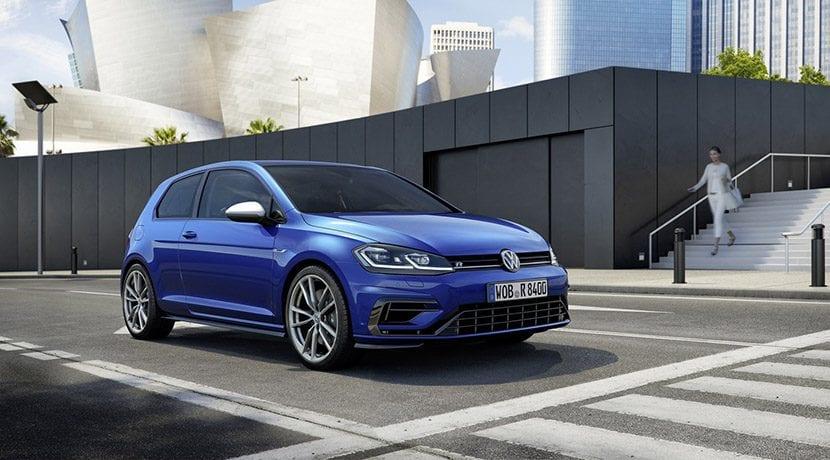 Volkswagen Golf R Performance