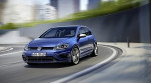 Volkswagen Golf R Performance