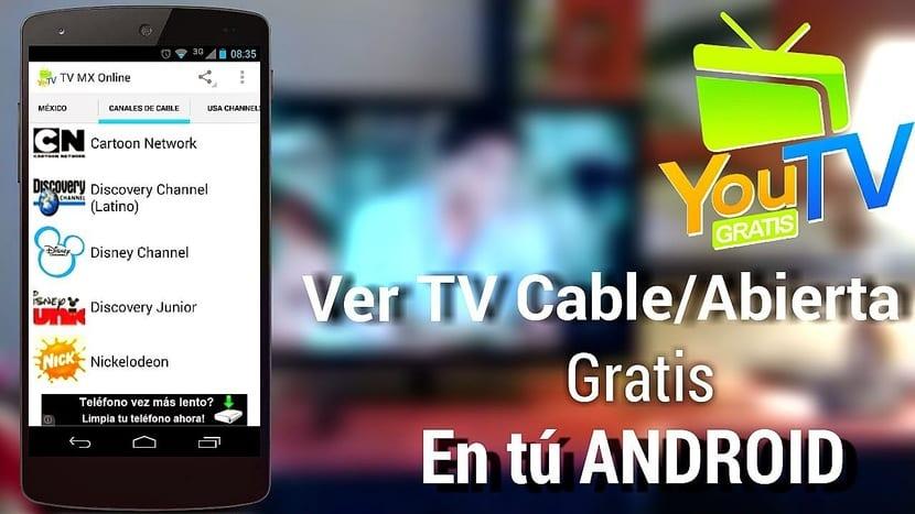 youtvplayer para ver la f1 gratis