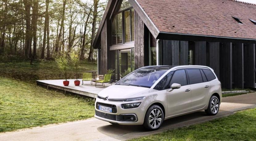 Citroën Grand C4 Picasso es un coche para la familia