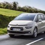 Citroën Grand C4 Picasso al aire libre