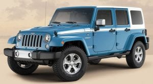 Jeep Wrangler Chief