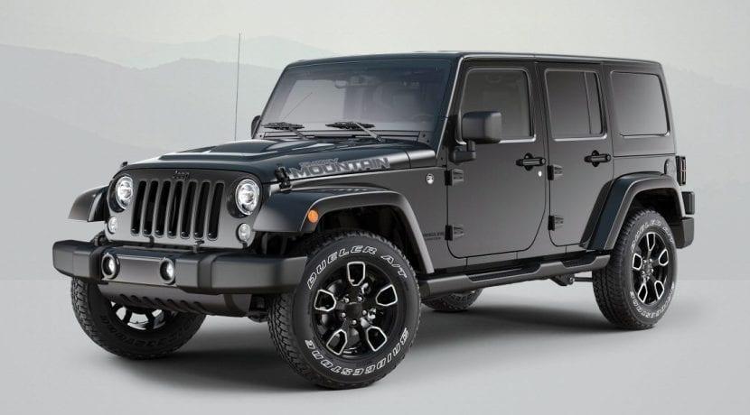 Jeep Wrangler Smoky Mountain