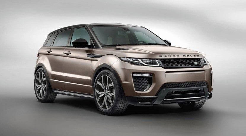 Land Rover Range Rover Evoque vs Landwind X7