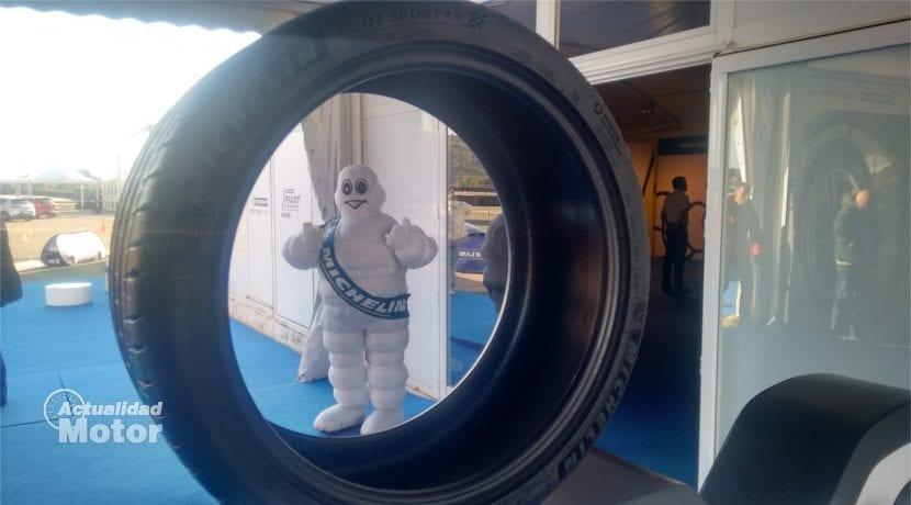 Michelin Bibendum PS4S
