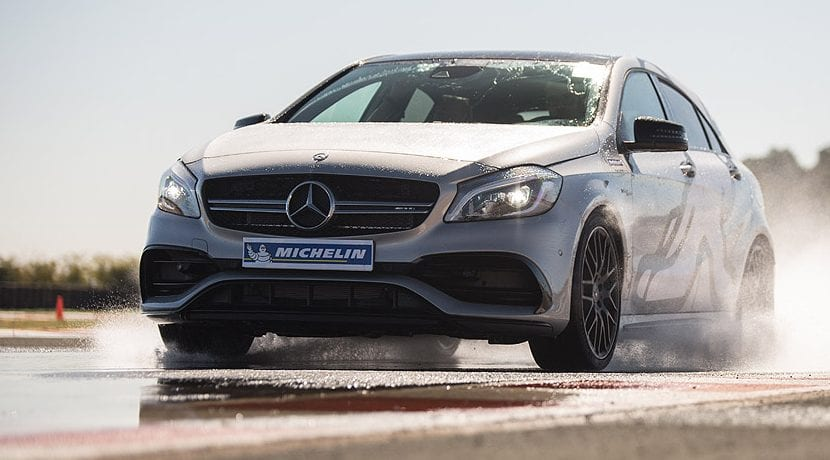 Michelin PS4S Mercedes A45 AMG